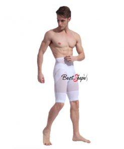 กางเกงกระชับสัดส่วนผู้ชาย-กางเกงเก็บพุง-สลายไขมันหน้าท้อง