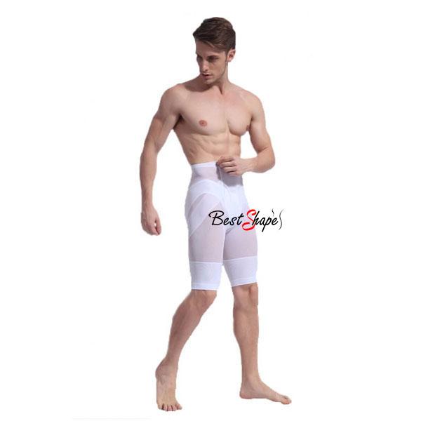 กางเกงกระชับสัดส่วนผู้ชาย-เก็บพุง-กระชับหน้าท้อง-ต้นขา-และสะโพก_MPM1408-W_2