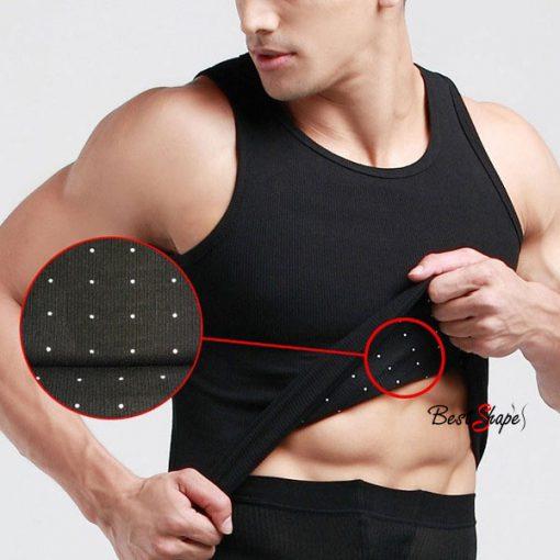 เสื้อกล้ามกระชับสัดส่วน-สลายไขมันหน้าท้อง