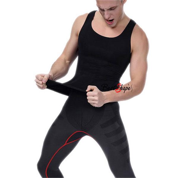เสื้อกล้ามผู้ชาย-เก็บพุง-ชุดกระชับสัดส่วนผู้ชาย-รุ่นซิกแพ็ค_MSIXPK-B_2