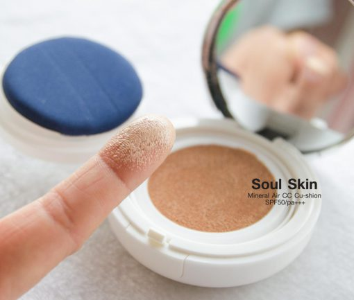 SOUL SKIN MINERAL AIR CC CUSHION