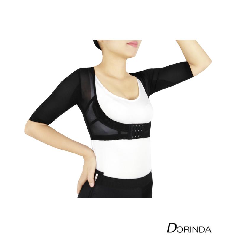 เสื้อ ลดต้นแขน กระชับต้นแขน พร้อม ยกกระชับหน้าอก Magnetic แบรนด์ DORINDA 4