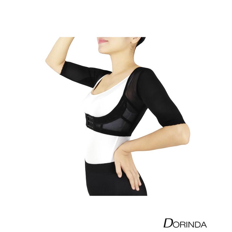 เสื้อ ลดต้นแขน กระชับต้นแขน พร้อม ยกกระชับหน้าอก Magnetic แบรนด์ DORINDA 5